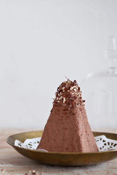 Suklaapasha pasha resepti