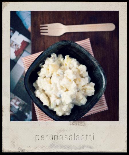 perunasalaatti uusi vuosi