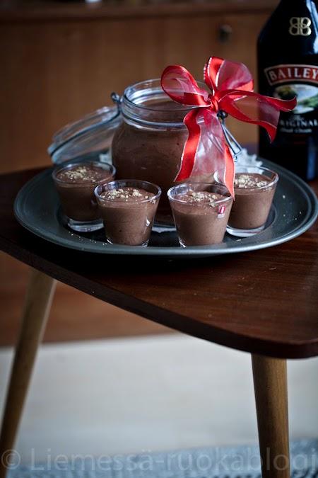 jälkiruoka reseptit suklaa