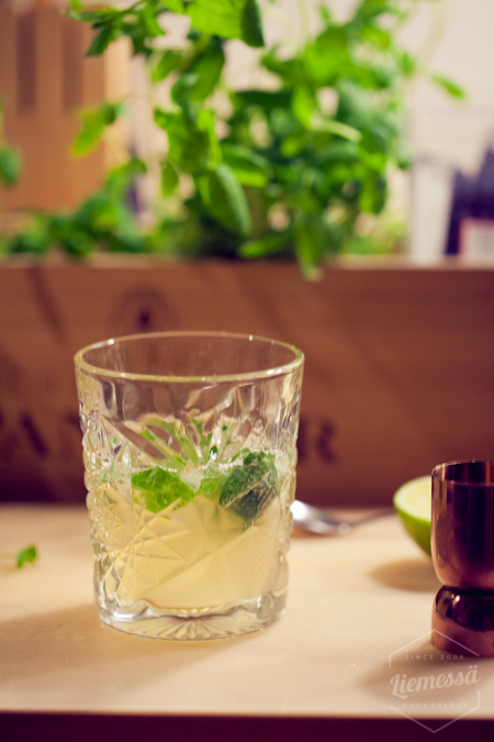 tequila drinkki meksikolainen mojito ohje