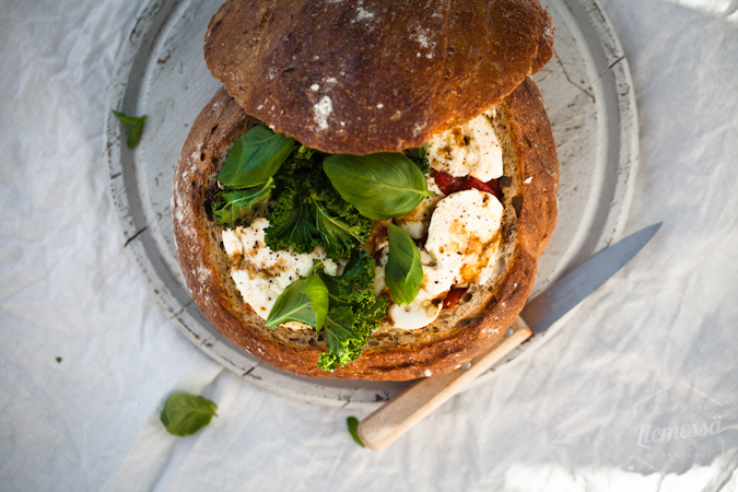 piknik leipä resepti