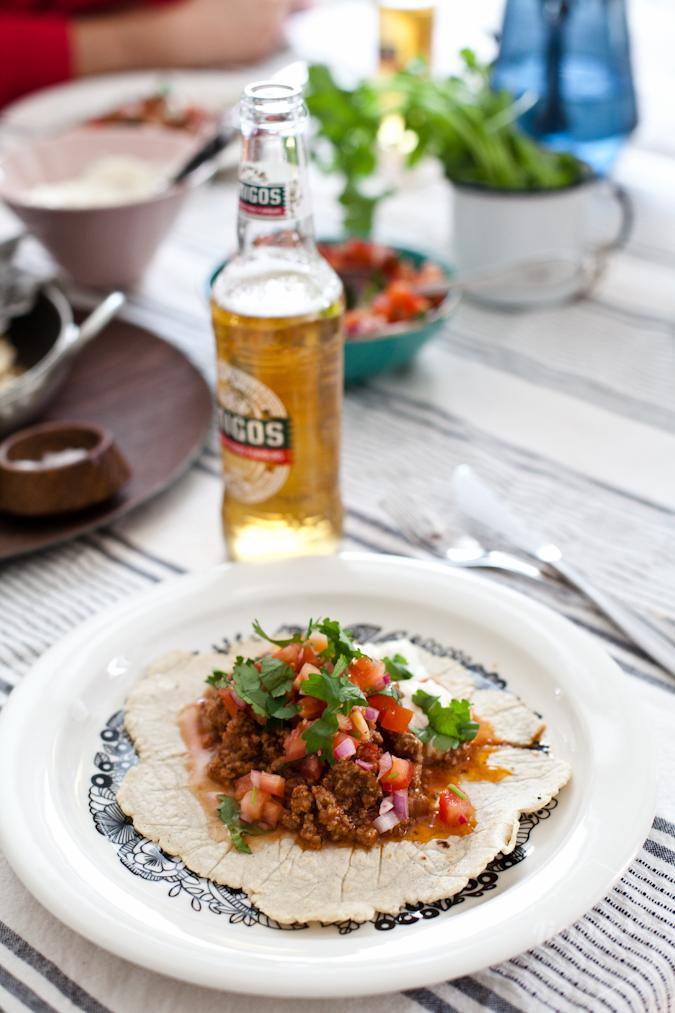 meksikolainen menu resepti