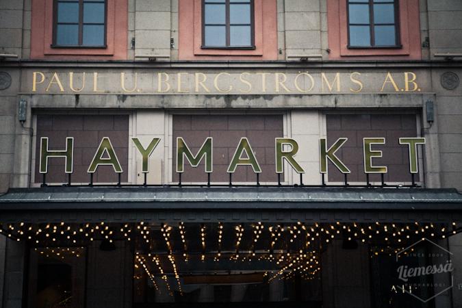 Hotelli Haymarket Tukholma