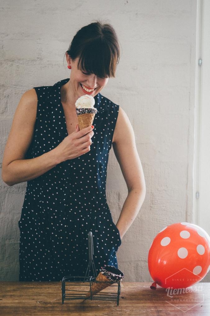 Jäätelökakku blogi