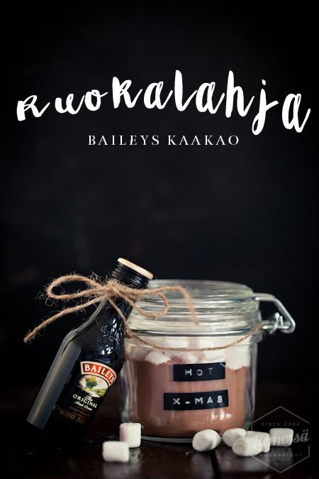 RUOKALAHJA IDEA – BAILEYS KAAKAO