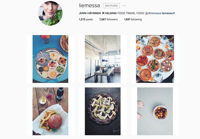 Miten instagram stories toimii