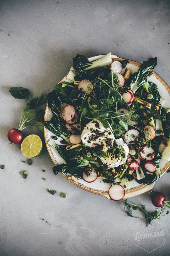 keväinen salaatti
