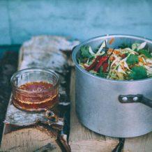 lisukkeet grilliruoalle resepti