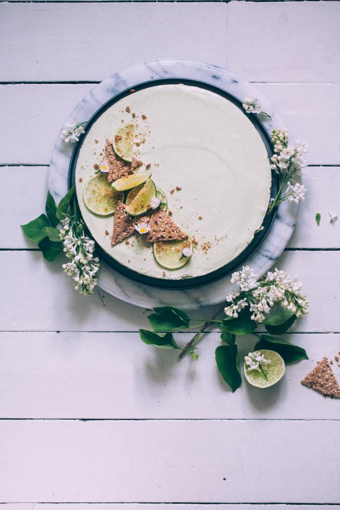 avokadojuustokakku avokado kakku resepti