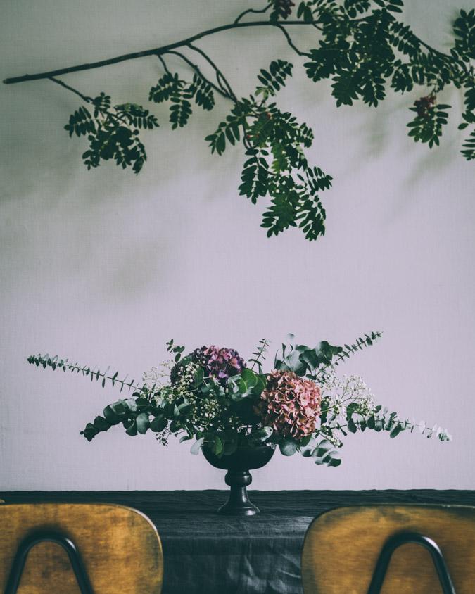 Sadonkorjuujuhla I Juhlaideoita I Sadonkorjuu I Kukkakimppu I Kukka I Kukka-asetelma