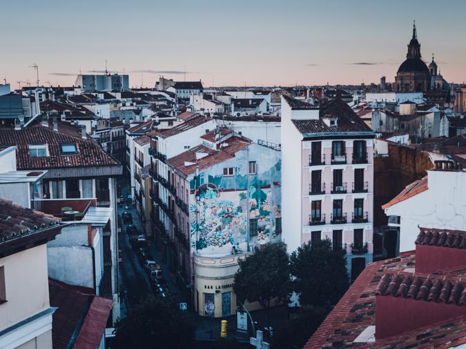 FEELING MADRID - 8 RANDOM HUOMIOTA