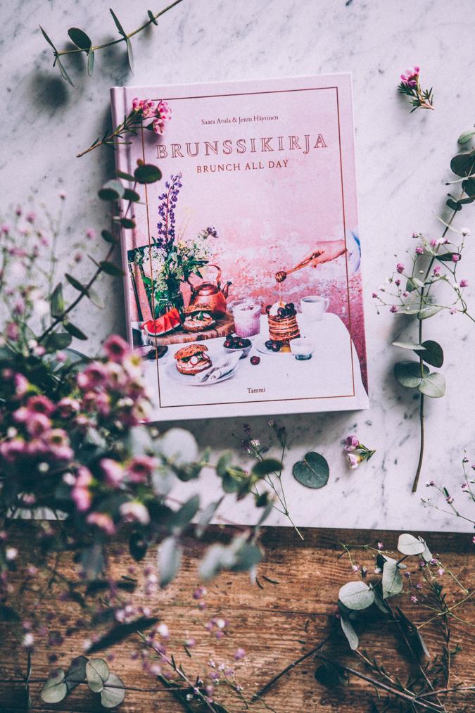 Brunssikirja I Brunch All Day I Brunssi I Resepti I Ohje I Ruoka I Keittokirja I Ruokakuva I Ruokakuvaus I Valokuvaus I Brunch I Recipes I Cook book I Food photography