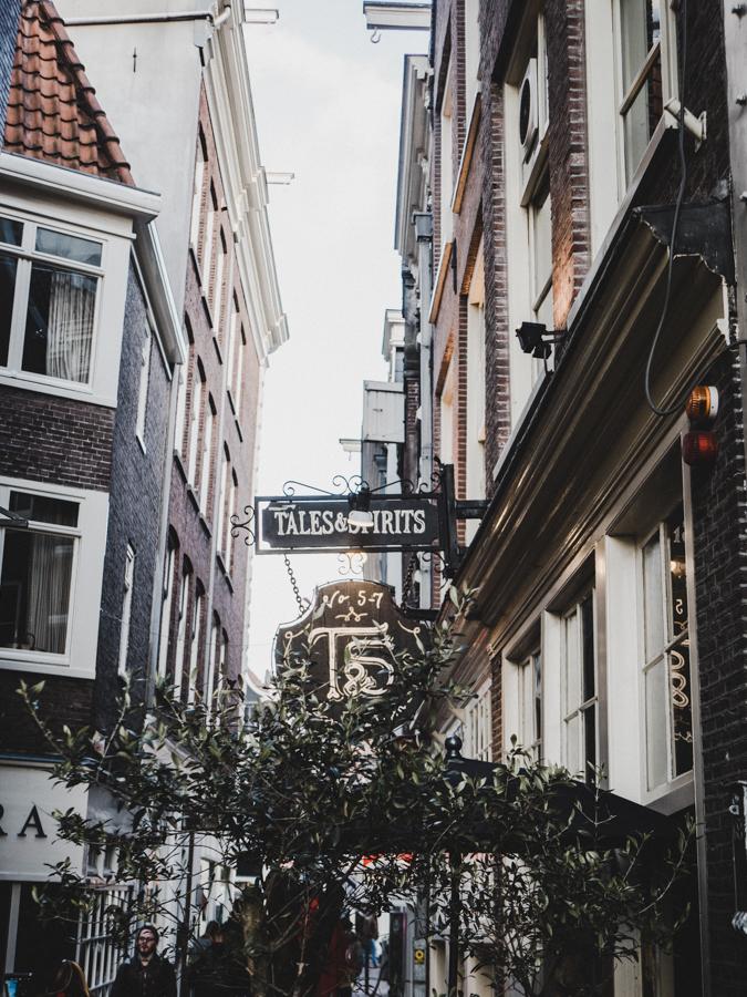 Amsterdam ravintolavinkit