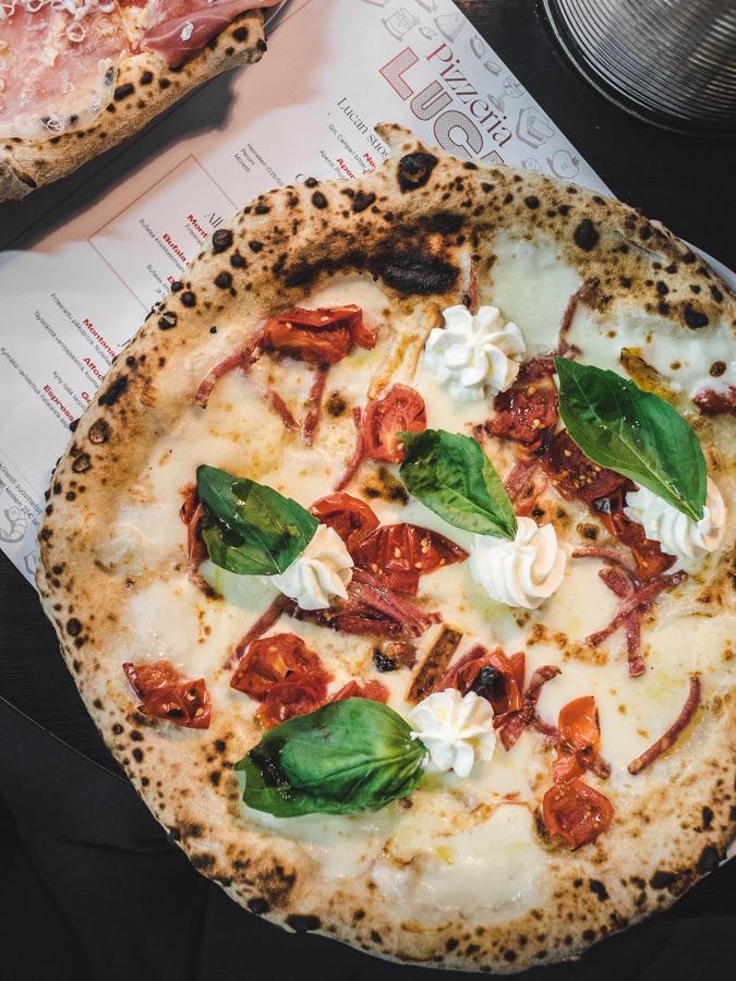 Pizzeria Luca I Lauttasaari I Neapolitan pizza I Ravintola I Helsinki