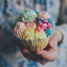 Cupcake I Muffinssi I Muffini I Koristelu I Leivonta I Pursotus I Leivonnainen I Idea I Cupcake decoration I Inspiration I Baking