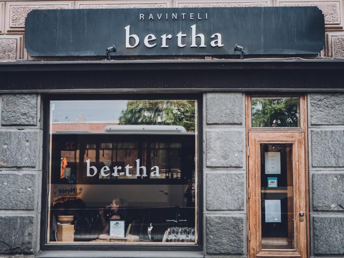 Ravinteli Bertha I Ravintolat I Tampere I Matkat I Ruokamatka I Ravintola I Matka I Vinkit I Matkablogi I Restaurant I Tampere I Finland