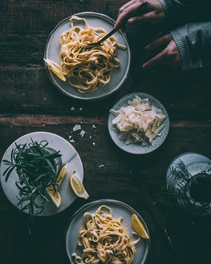 Sitruunapasta I Kasvisruoka I Pasta I Sitruuna I Resepti I Ohje I Ruokablogi I Helppo I Nopea I Ruoka I Ruokakuvaus I Lemon pasta I Food photography