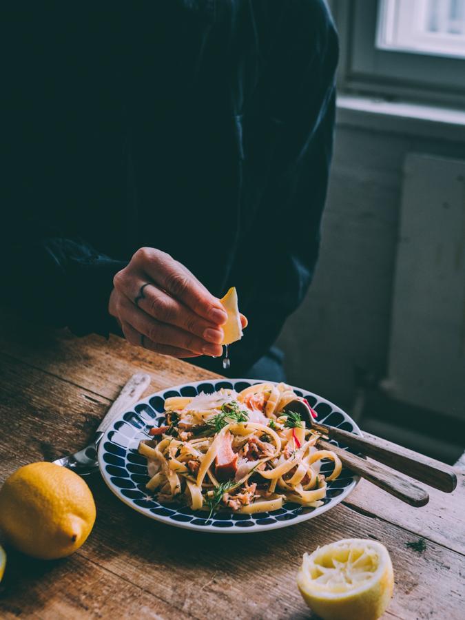 Savulohipasta I Savulohi I Kirjolohi I Pasta I Kalaruoka I Arkiruoka I Helppo ruoka I Ruokablogi I Resepti I Ohje I Ruokakuvaus I Food photography
