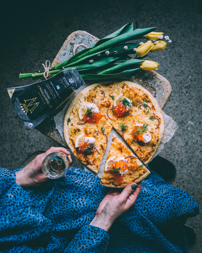 Västerbottensost pizza I Pääsiäinen I Brunssi I Kesä I Ruoka I Resepti I Ohje I Idea I Juhlat I Ruokablogi I Summer brunch I Food photography