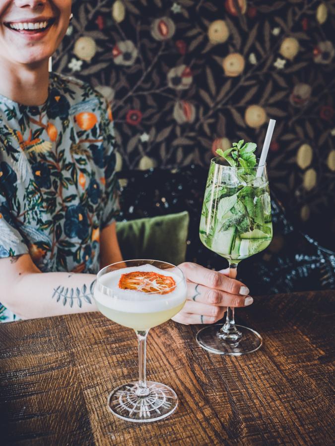 Trattoria Wiklund Turku Drinkki Cocktail Baari Ravintola