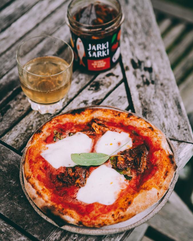 Särkipizza I Särki I Järki-Särki I Kala I pizza I kalaruoka I resepti