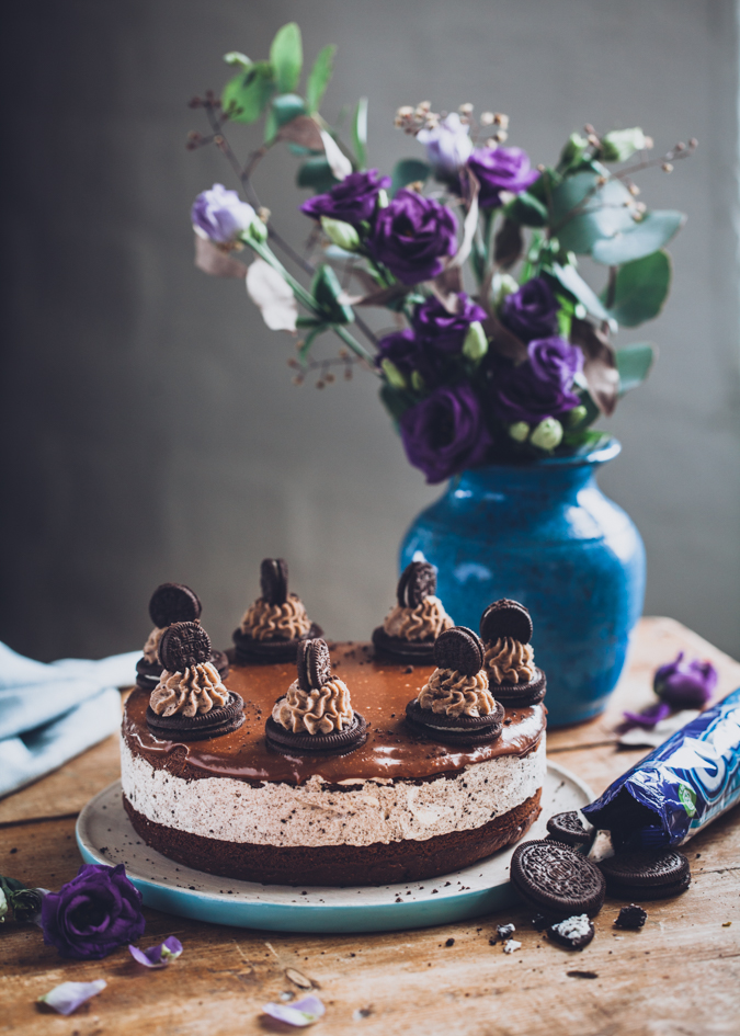 Oreo suklaakakku I Kakku I Suklaa I Leivonta I Leivonnainen I Resepti I Ohje I Oreo chocolate cake
