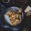 Karamellisoitu sipulipasta resepti