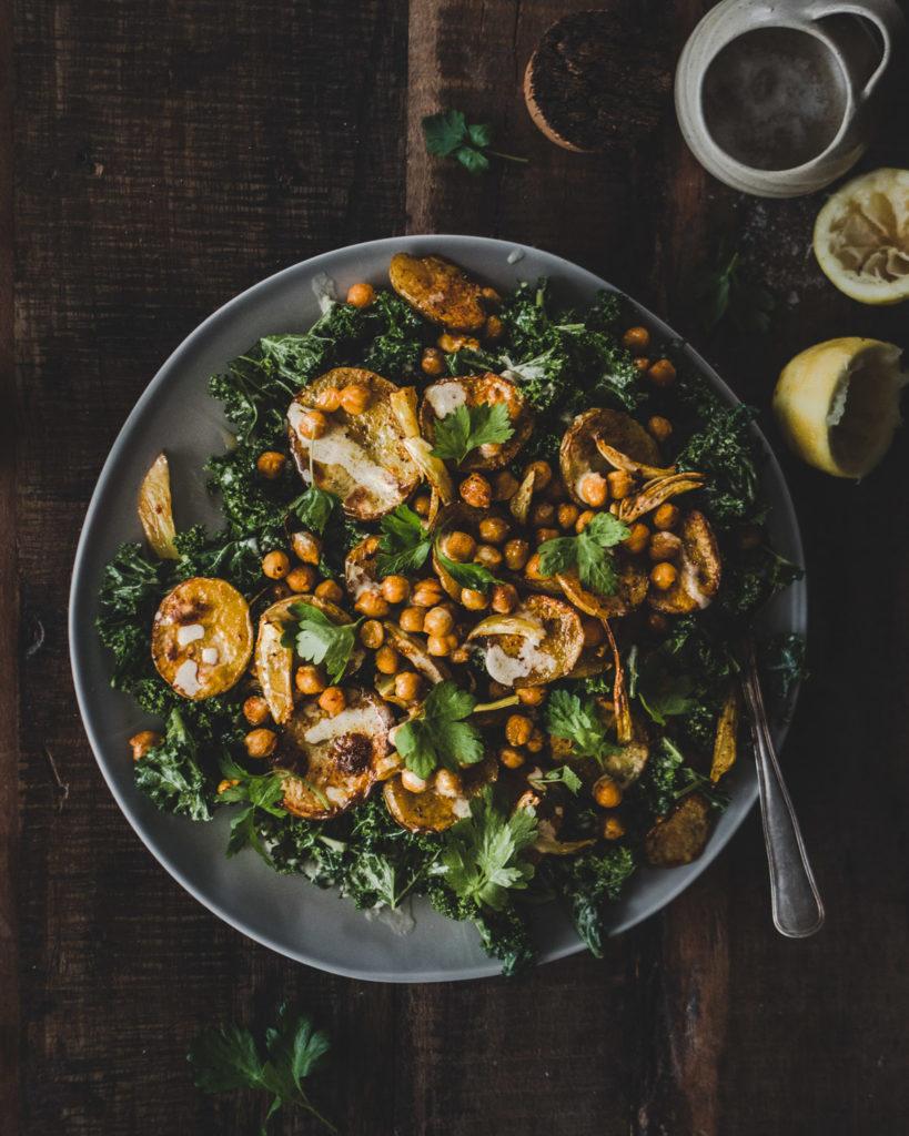 Perunasalaatti resepti