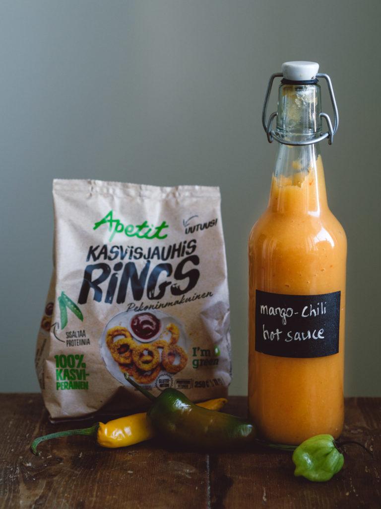 Mango-chilikastike