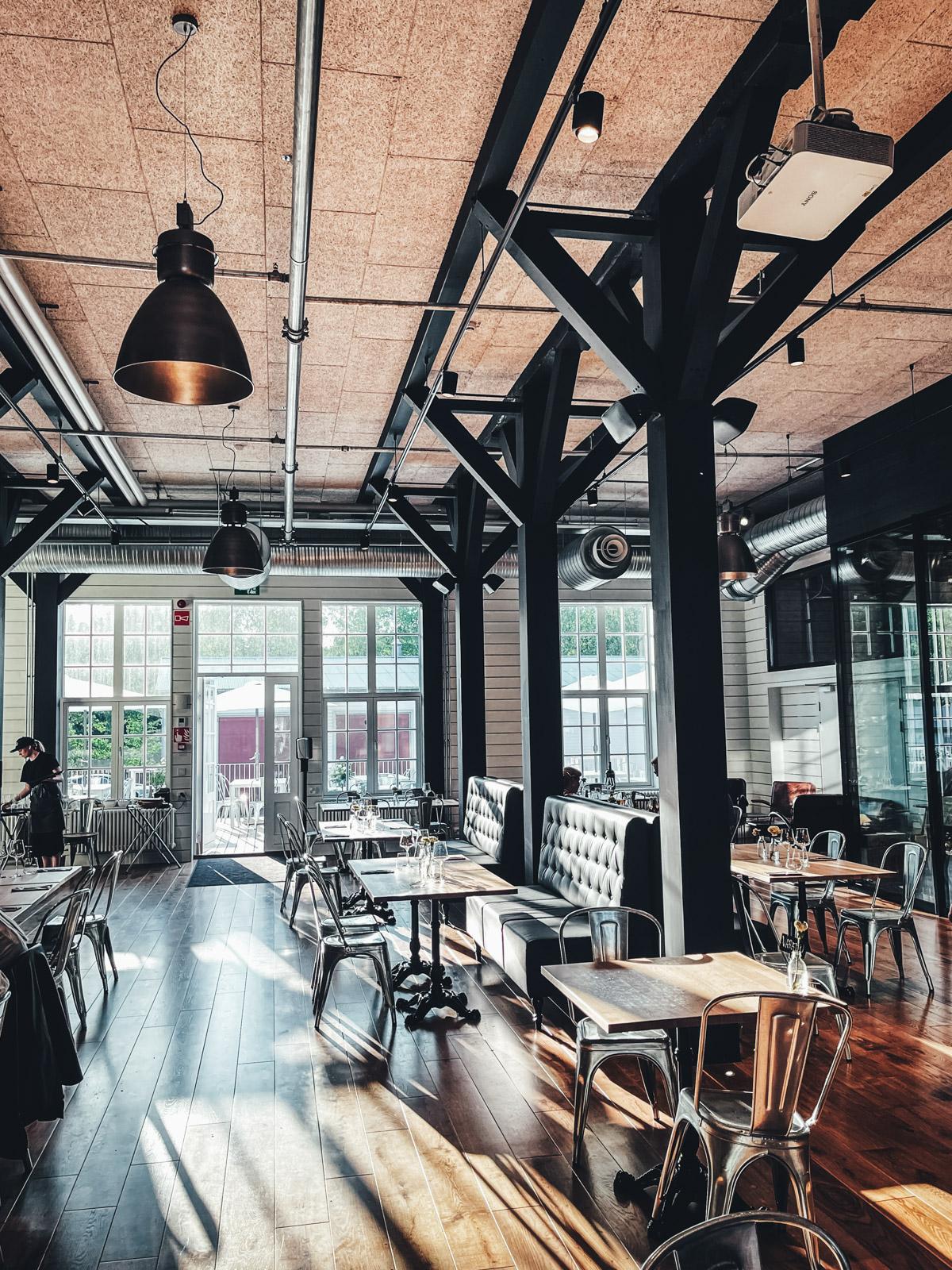 Turku ravintolat