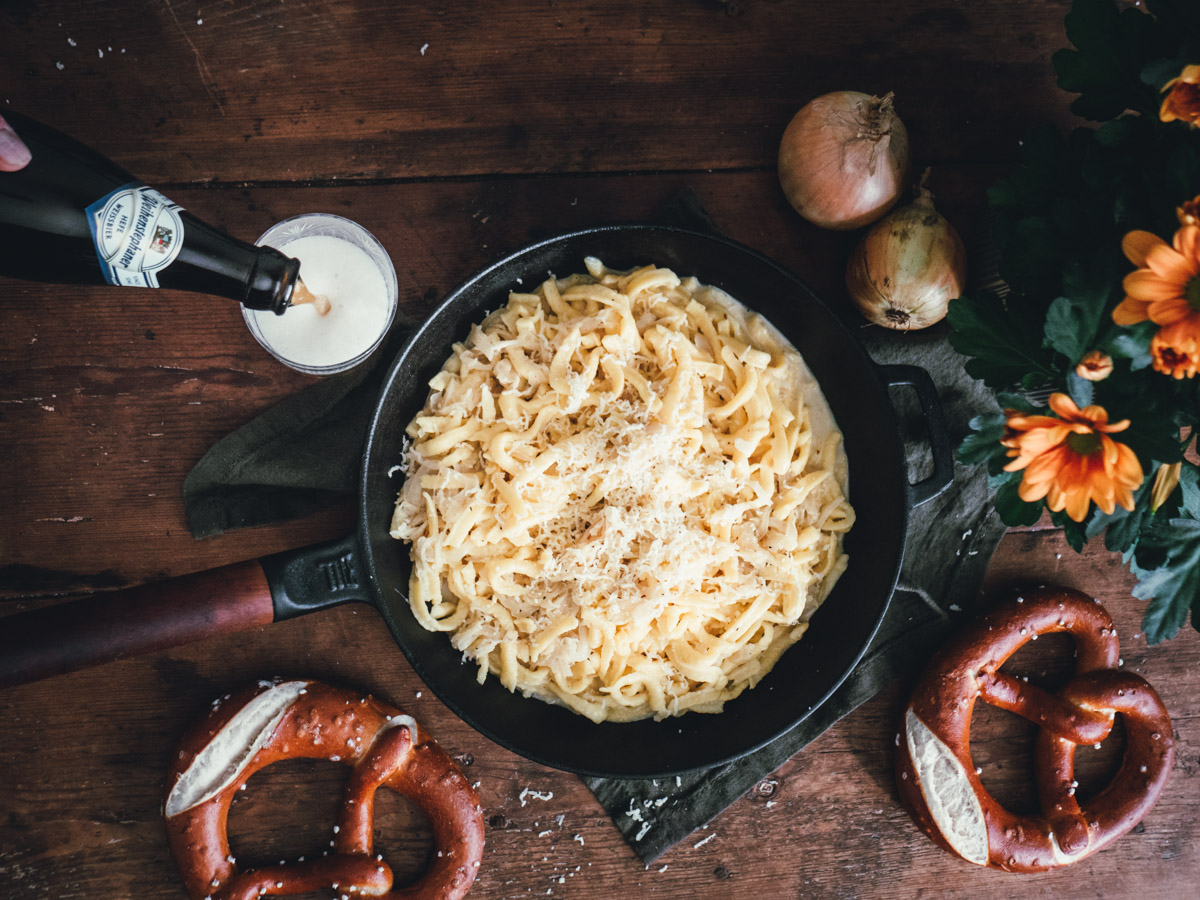 Hapankaali pasta